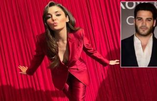 Hande Erçel'in yeni aşkıyla ilgili bomba detay!