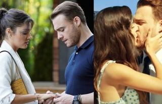 Hande Erçel ve Kerem Bürsin'i buluşturan dizide...
