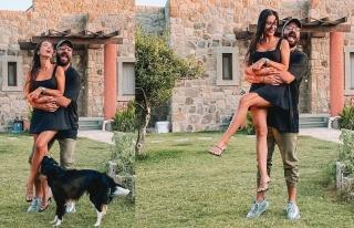 Hande Soral ve İsmail Demirci'nin kıskandıran mutluluğu