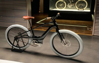 Harley-Davidson'dan ilk e-bisiklet