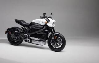 Harley-Davidson'dan yeni canavar