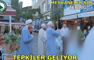 'Hayırların Fethi Derneği'nin İstanbul'da Yaptığı...