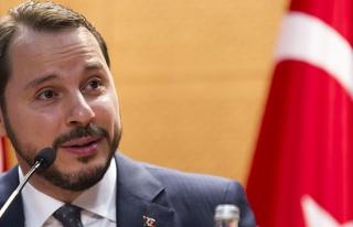 Hazine ve Maliye Bakanı Albayrak: '32 bin yeni personel...