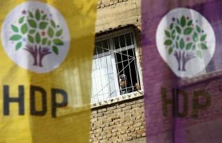 HDP'li Hakkari, Yüksekova ve Nusaybin Belediye Başkanları...