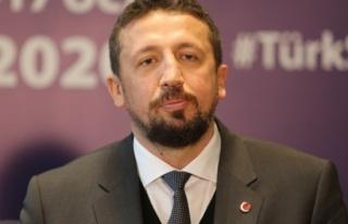Hidayet Türkoğlu: 'Türk sporunun daha iyi yerlere...