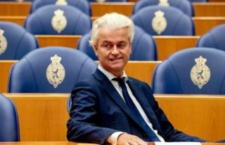 Hollanda'da aşırı sağcı Wilders'in seçim vaadi,...