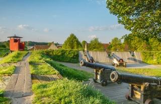 Hollanda'nın şekli nedeniyle dikkat çeken köyü:...