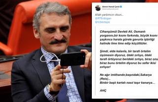 'Horolop Şorolop' Bir Edebi Akım: AKP'li Ahmet Hamdi...