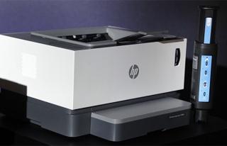 'HP' dünyanın ilk toner doldurulabilir tanklı...