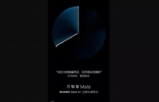 Huawei Mate X2,