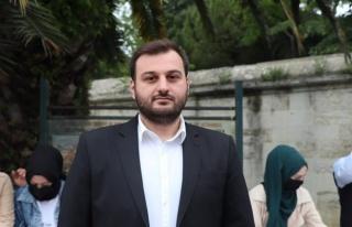 İBB'nin Tatlı Alımını Protesto Eden Osman Tomakin'e,...