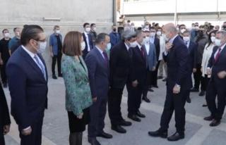 İçişleri Bakanı Soylu, Adana'da İl Güvenlik...