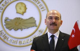 İçişleri Bakanı Soylu 'Sokağa Çıkma Yasağı...