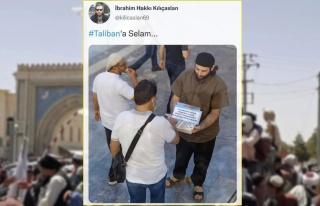 İddia: 'Taliban'ın Afganistan İşgalini Lokum Dağıtarak...