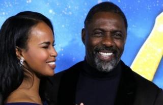 Idris Elba, eşiyle birlikte geçirdiği karantina...
