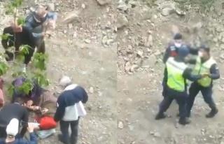 İkizdere'de Direnen Köylülerden Jandarmaya Tepki:...