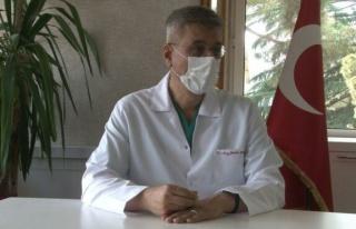 İl Sağlık Müdürü Prof. Memişoğlu: 1.5 ay içinde...