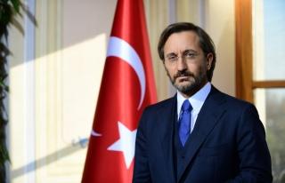 İletişim Başkanı Altun: 'Cumhuriyet tarihinin...