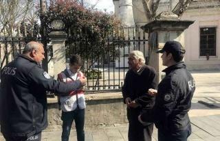 İlk Ceza Konya'da Kesildi: Sokağa Çıkan 65 Yaş...