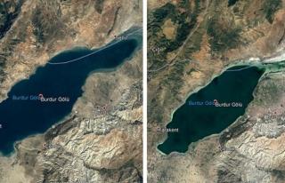 İlklim Değil, İnsan Faktörü: Burdur Gölü'ndeki...