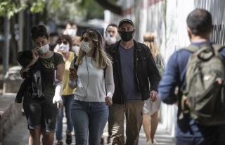 İllere Göre Haftalık Vaka Sayısı Haritası Güncellendi:...
