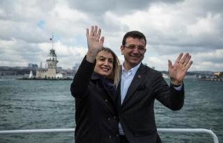 İmamoğlu Çiftinden 'İstanbul Sözleşmesi' Mesajı:...