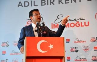 İmamoğlu'ndan Yeni Vaatler: 'İstanbul'un Nimetlerini...