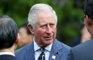 İngiliz Kraliyet Ailesi'nden Prens Charles'ın Koronavirüs...