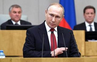 İngiliz medyasından Putin iddiası: Parkinson hastalığından...