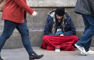 İngiltere'de evsizlik krizinin önüne geçilemiyor!...