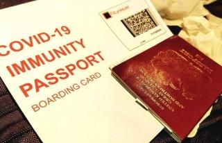 İngiltere Koronavirüs Pasaportu İçin Çalışmalara...
