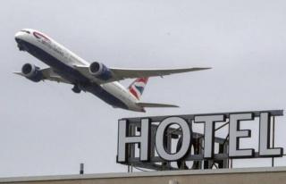 İngiltere otellerde karantina uygulamasını 15 Şubat'ta...
