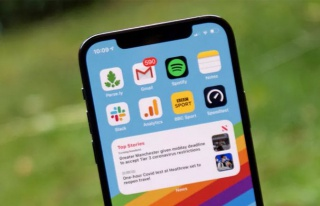 iOS'taki gizli uygulamayı açın