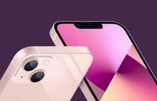 iPhone 13 mini tanıtıldı