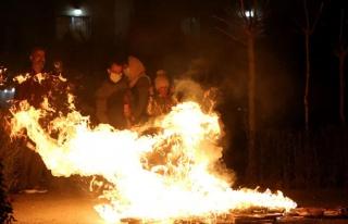 İran'da 'Çarşamba Suri' kutlamalarında 8 kişi...