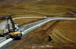 İran Sınırına Duvar, Hendek ve Kuleler İnşa...