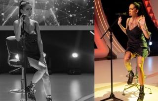 İranlı şarkıcı Aidaz 1 milyon rakamına ulaştı
