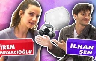 İrem Helvacıoğlu ve İlhan Şen Sosyal Medyadan...