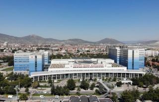 Isparta Şehir Hastanesi 4,5 yılda sınırları aştı,...