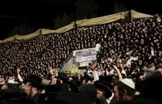 İsrail'de 44 kişinin öldüğü katliam gibi kutlamanın...