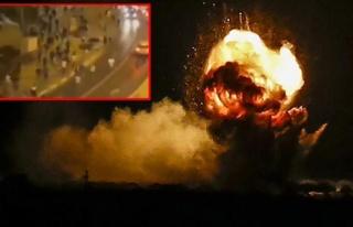İsrail, Ramazan ayında yine Gazze'yi bombaladı!...