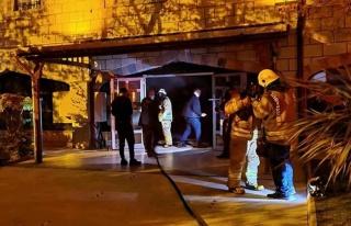 İstanbul'da Cami Yangını: Alttan Isıtma Sistemi...