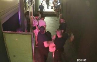 İstanbul'da Dehşet Anları: Gece Kulübüne Alınmayınca...