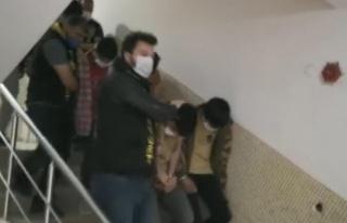 İstanbul'da Rehine Operasyonu: Pakistan Uyruklu Kişiyi...