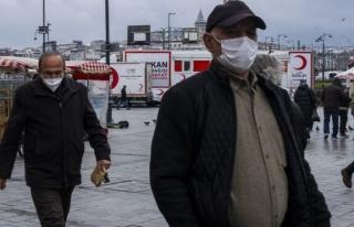 'İstanbul'da vaka sayısı 10 kat arttı, beş...