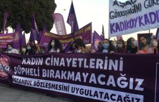 İstanbul Sözleşmesi'nin feshedilmesine ünlü...