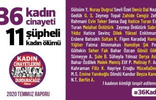 İstanbul Sözleşmesi'nin Tartışıldığı Temmuz...