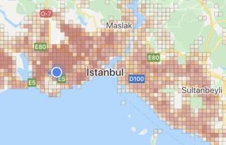 İstanbul'un Koronavirüs Röntgeni: İşte Mahalle...