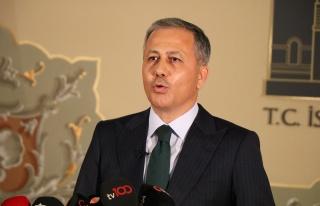 İstanbul Valisi Ali Yerlikaya: 'Aşılama oranımız...