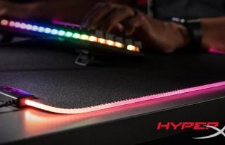 İşte HyperX Pulsefire RGB MousePad!